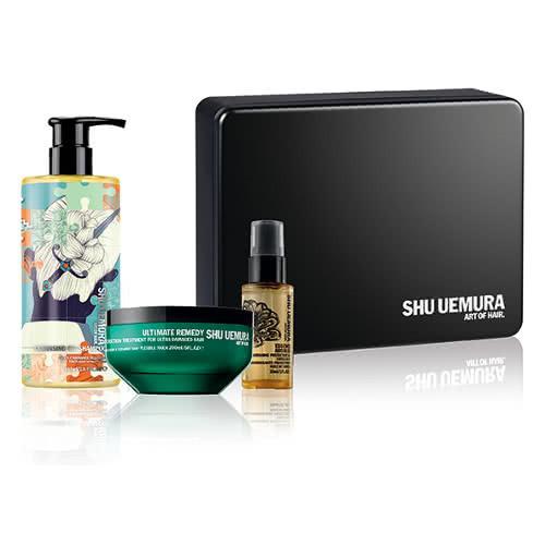 Shu Uemura Ultimate Remedy + Andrew Archer Bento Box by Shu Uemura Art of Hair