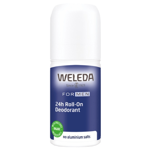 Weleda Mens 24H Roll-On Deodorant  by Weleda