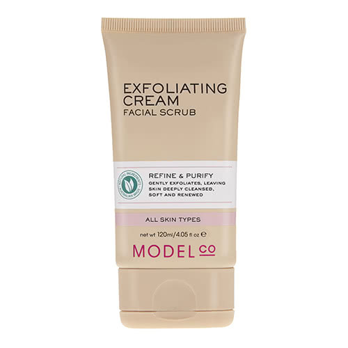ModelCo Exfoliating Cream Facial Scrub by ModelCo