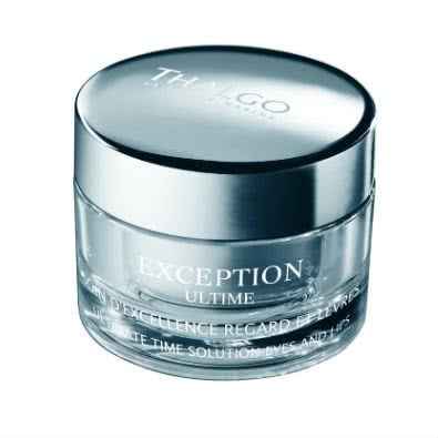 Thalgo Exception Ultime Ultimate Time Solution Eyes and Lips