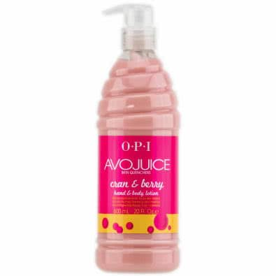 OPI Avojuice Lotion 600ml - Cran + Berry - Cran + Berry by OPI