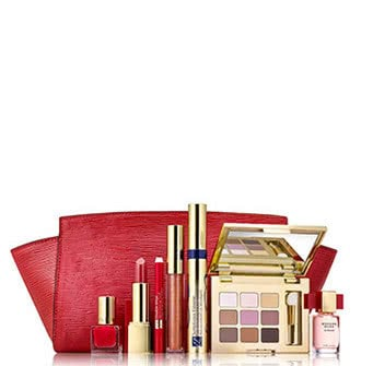 Estée Lauder The Ready In Red Makeup Collection by Estee Lauder