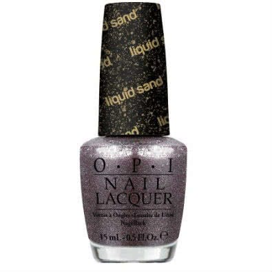 OPI Liquid Sand Nail Polish Collection: Baby Please Come Home
