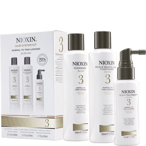 Nioxin Trial Kit System 3 by Nioxin