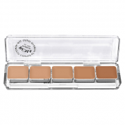 RCMA Makeup 5 Part Series Foundation Palette - KO Series