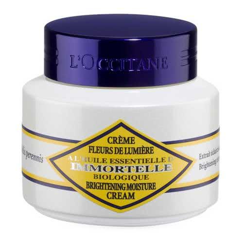 L'Occitane Immortelle Brightening Moisture Cream by L'Occitane