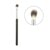 Crown Brush Deluxe Blending Crease Brush