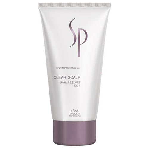 Wella SP Clear Scalp Shampeeling by Wella SP
