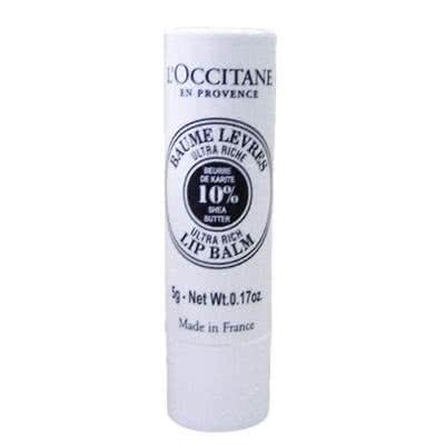 L'Occitane Shea Butter Lip Balm Stick 4.5g by L'Occitane