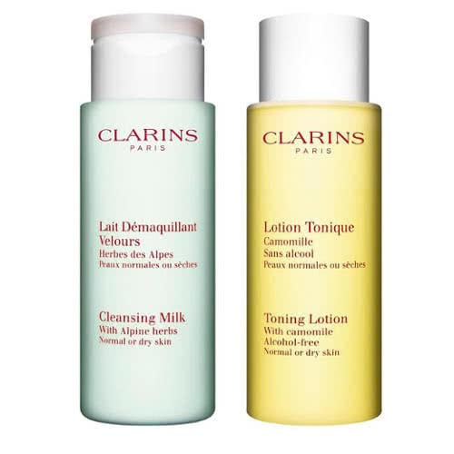 Clarins Facial Cleansing Duo - Normal Or Dry Skin by Clarins