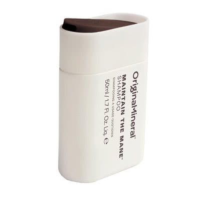 O&M Maintain the Mane Shampoo Mini 50ml