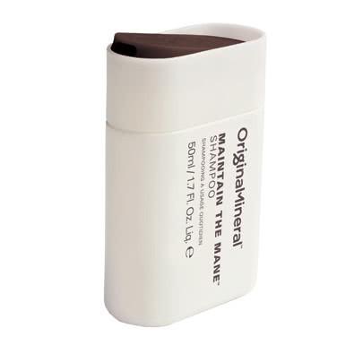 O&M Maintain the Mane Shampoo Mini 50ml by O&M Original & Mineral