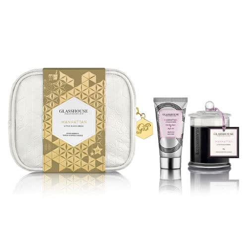 Glasshouse Manhattan Luxury Travel Pack by Glasshouse Fragrances