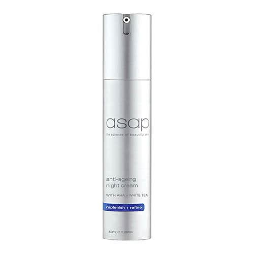 asap anti ageing-night cream  by asap