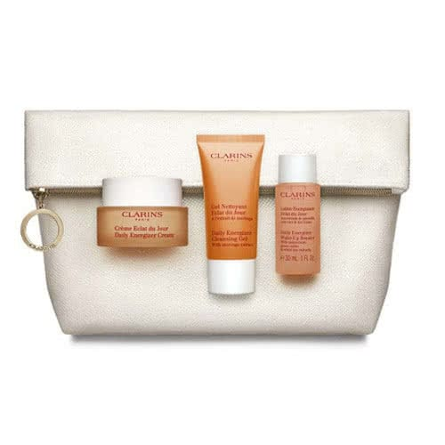 Clarins Radiance & Moisture Set - Daily Energizer Collection by Clarins
