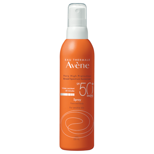 Avène Sunscreen Spray SPF 50+ 200ml by Avene