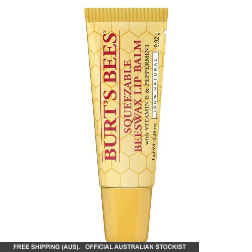 Burt's Bees Beeswax Lip Balm Squeezable by Burts Bees