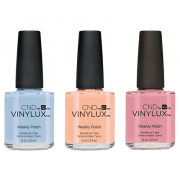 CND VINYLUX™ Weekly Polish Flora & Fauna Collection
