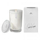Ecoya Celebration Candle - Warm Vanilla & White Musk
