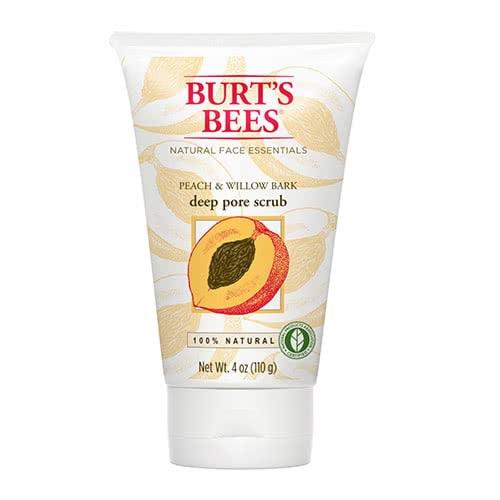 Burt's Bees Peach & Willowbark Deep Pore Scrub by Burt's Bees