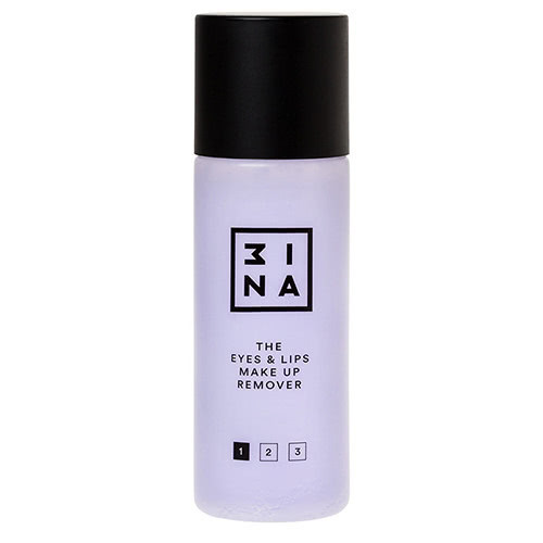 3INA The Eyes & Lips Make-up Remover