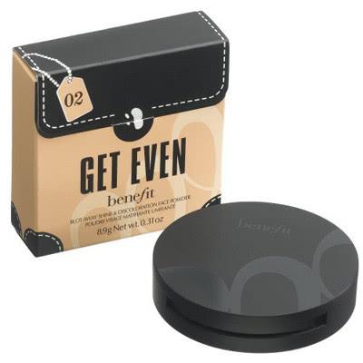 Benefit Get Even Pressed Powder - 01 Light