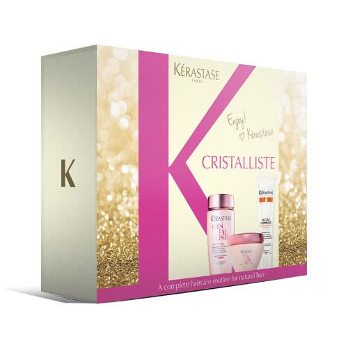 Kérastase Cristalliste Coffret Gift Set 2015 by Kérastase