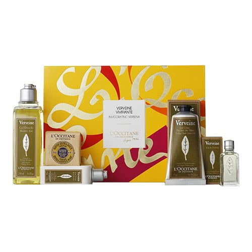 L'Occitane Energising Verbena Collection by L Occitane