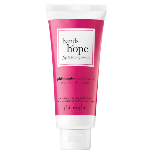 philosophy hands of hope fig & pomegranate hand cream 30ml
