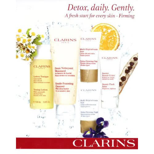 Clarins Firming Set by Clarins