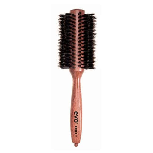 evo bruce 28 natural boar bristle brush