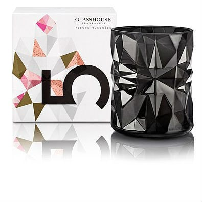 La Maison Glasshouse Candle - No.5 Fleurs Musquees  by Glasshouse Fragrances