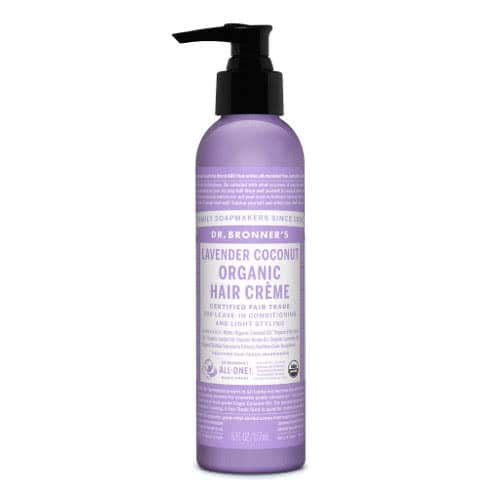 Dr. Bronner Organic Hair Care Lavender Coconut Styling by Dr. Bronner's