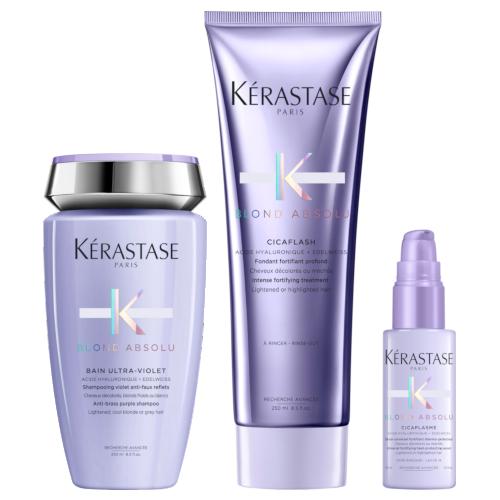 Kérastase 123 Blond Absolu Pack by Kerastase