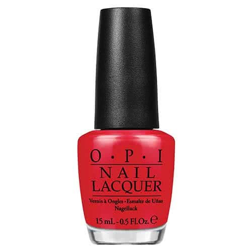 OPI Coca-Cola Nail Polish Collection Coca-Cola Red  by OPI