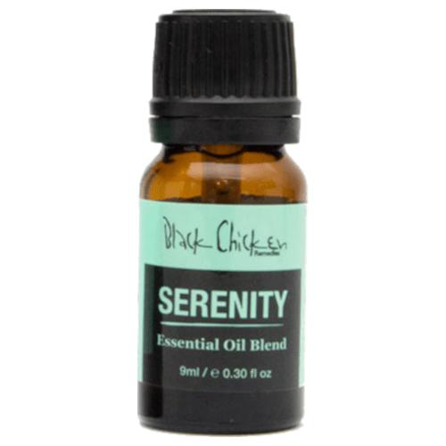 Black Chicken Remedies Serenity Essential Oil Blend