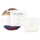 Circa Home  Lychee & Rose Mini Candle Bauble - 60g