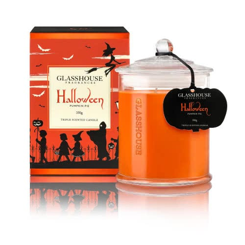 Glasshouse Halloween - Pumpkin Pie (Limited Edition) by Glasshouse Fragrances