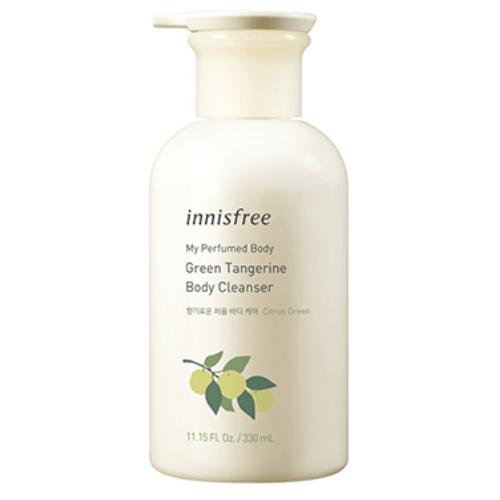 innisfree My Perfumed Body Cleanser - Green Tangerine 330ml by innisfree