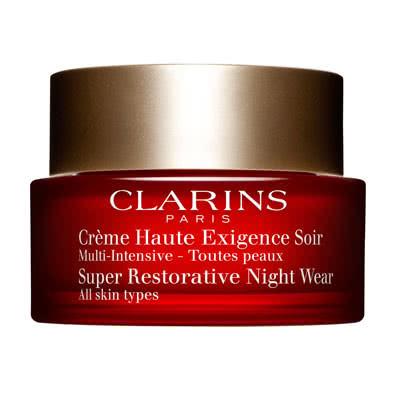 Clarins Super Restorative Night Wear - all skin types