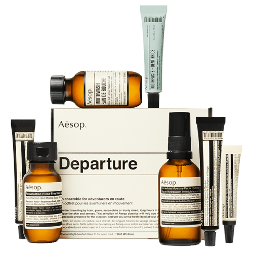 Aesop Departure Travel Kit by Aesop