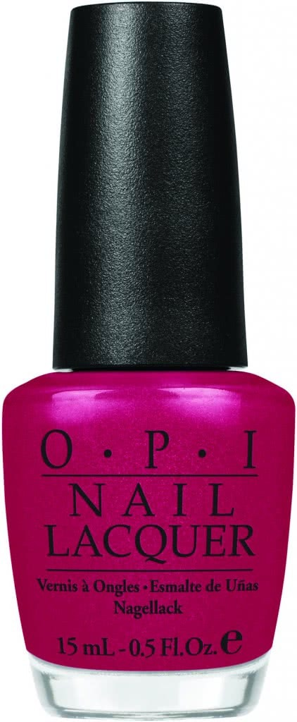 OPI Touring America Collection-Color To Diner For