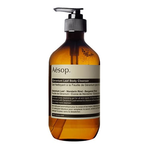 Aesop Geranium Leaf Body Cleanser 500ml by Aesop
