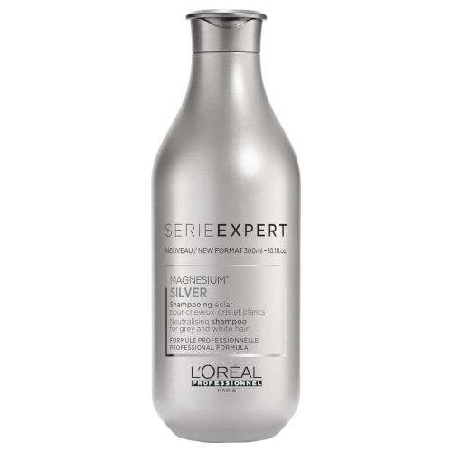 L'Oreal Professionnel Serie Expert Silver Clarifying Shampoo 300mL by L'Oreal Professionnel