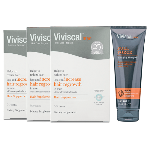 Viviscal Man 3 Month Value Pack