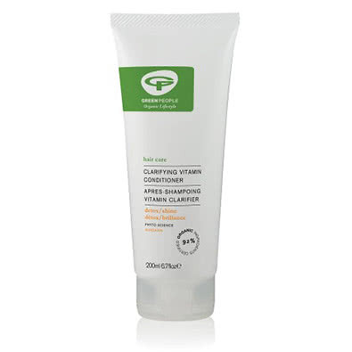 Green People Clarifying Vitamin Conditioner - Detox & Shine  by Green People