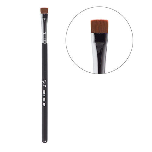 Sigma E15 - Flat Definer Brush by Sigma Beauty
