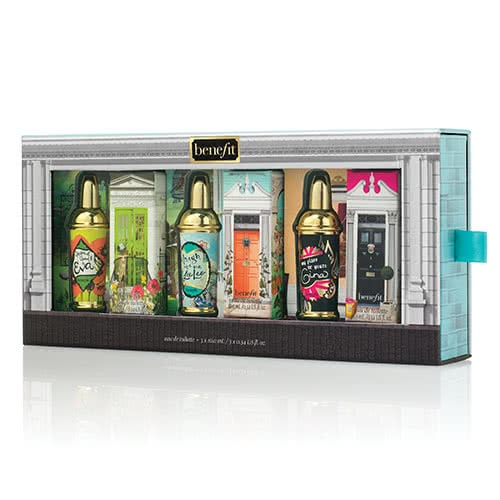 Benefit Cosmetics Crescent Row Limited Edition Fragrance Mini Set by Benefit Cosmetics