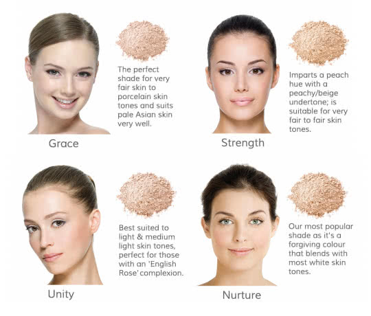 Best Mineral Makeup For Asian Skin | Saubhaya Makeup