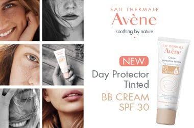 AVÈNE DAY PROTECTOR TINTED BB CREAM SPF30+